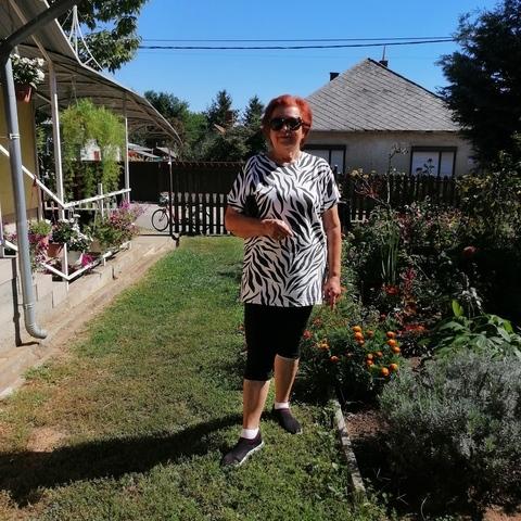 Zsóka , 66 éves társkereső nő - Nyíregyháza