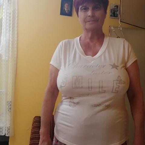 Ilona , 73 éves társkereső nő - Székesfehérvár